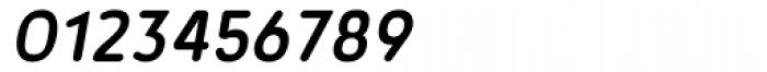 Noyh Slim R Medium Italic Font OTHER CHARS