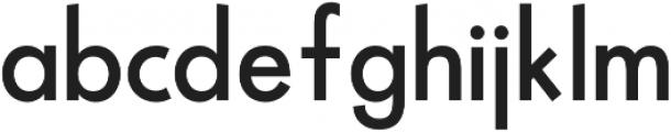 NPSGeo1940s Regular otf (400) Font LOWERCASE