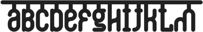 NT Rashmir Amal otf (400) Font LOWERCASE