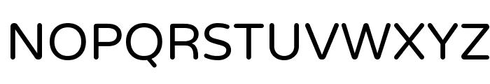NTR Font UPPERCASE