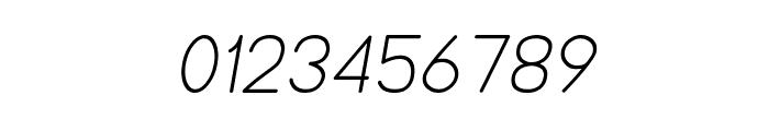 NTS Akkhara Italic Font OTHER CHARS