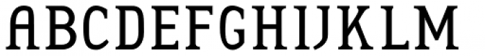 NT Gagarin Rudolf Font UPPERCASE