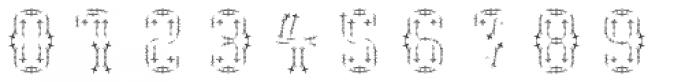 NT Guru Four Font OTHER CHARS
