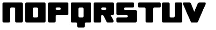 NT Theo Regular Font UPPERCASE