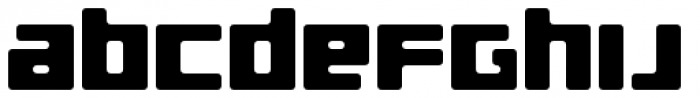 NT Theo Regular Font LOWERCASE