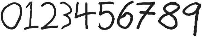 NuNu 10y Regular otf (400) Font OTHER CHARS