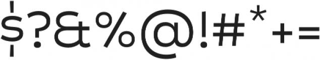 Nuby SemiBold otf (600) Font OTHER CHARS