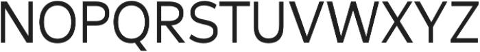 Nuby SemiBold otf (600) Font UPPERCASE