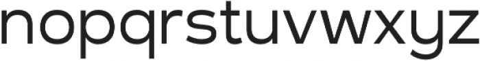 Nuby SemiBold otf (600) Font LOWERCASE