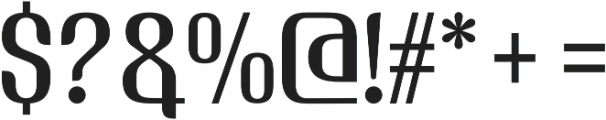 Nudely Light Duo otf (300) Font OTHER CHARS