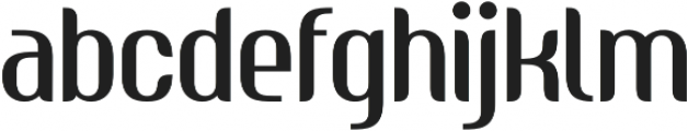 Nudely Light One otf (300) Font LOWERCASE