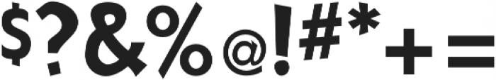 NuevoLithoPro Regular otf (400) Font OTHER CHARS