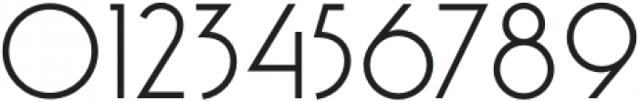 NuovoDeco-Regular otf (400) Font OTHER CHARS