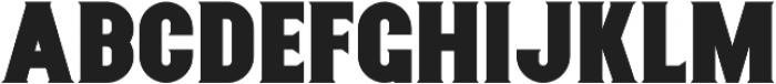 Nurjan Free otf (400) Font LOWERCASE