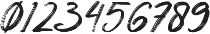 Nuttyclash otf (400) Font OTHER CHARS