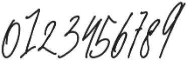 nuvaticia otf (400) Font OTHER CHARS