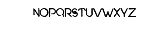 NUEVO REGULARITY FONT Font LOWERCASE