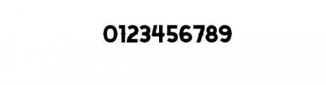 Nuevo.ttf Font OTHER CHARS