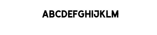 Nuevo.ttf Font LOWERCASE
