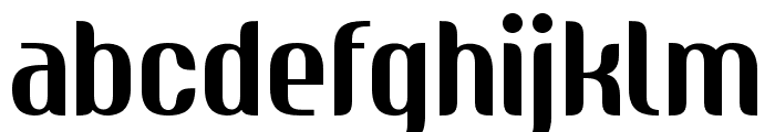 NudelyRegularOneDemoVersion Font LOWERCASE