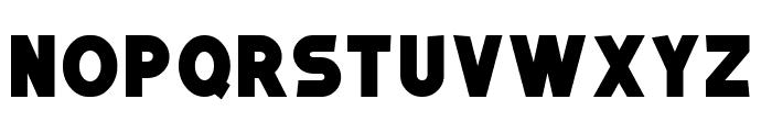 Nuernberg Messe Font UPPERCASE