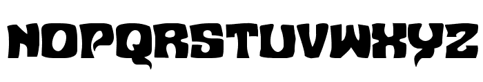 Nuevo Passion Condensed Font LOWERCASE