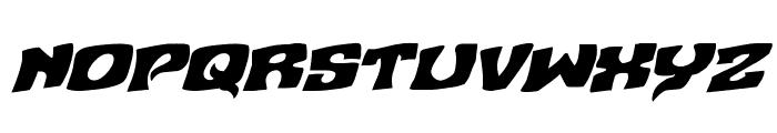 Nuevo Passion Rotalic Font UPPERCASE