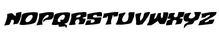 Nuevo Passion Rotalic Font LOWERCASE