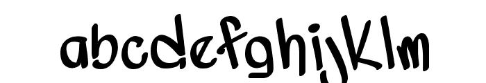 Nuevo Vago Font LOWERCASE