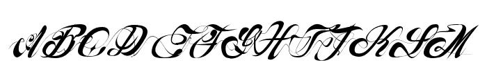 NuevoYork Font UPPERCASE