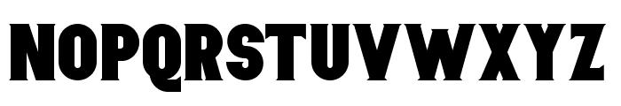 Nurjan Free Font LOWERCASE