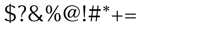 Nud Motoya Aporo W2b Font OTHER CHARS