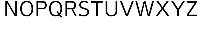 Nud Motoya Cedar W2b Font UPPERCASE