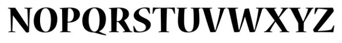 Nueva� Std Bold Font UPPERCASE