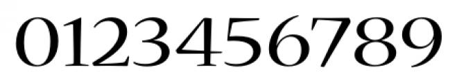 Nueva� Std Extended Regular Font OTHER CHARS
