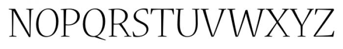 Nueva� Std Light Font UPPERCASE