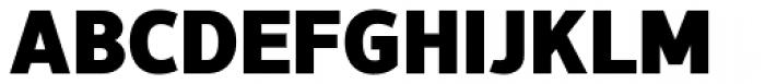 NuOrder Black Font UPPERCASE