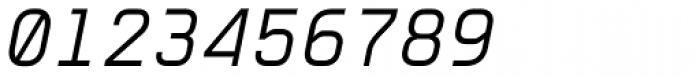 Nubb Italic Font OTHER CHARS
