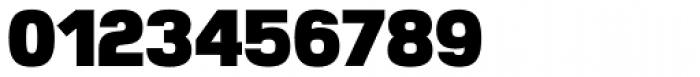 Nuber Black Font OTHER CHARS
