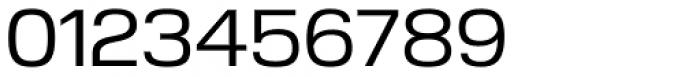 Nuber Next Regular Wide Font OTHER CHARS