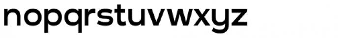 Nuby Extra Bold Font LOWERCASE