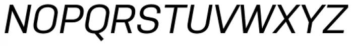 Nudista Italic Font UPPERCASE