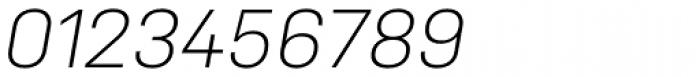 Nudista Light Italic Font OTHER CHARS
