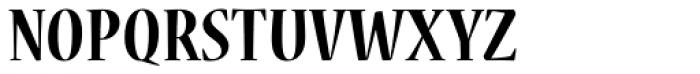 Nueva Std Cond Bold Font UPPERCASE