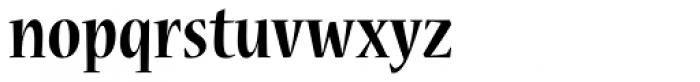 Nueva Std Cond Bold Font LOWERCASE