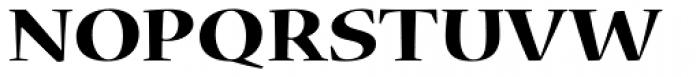 Nueva Std Ext Bold Font UPPERCASE