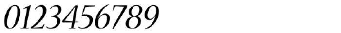 Nueva Std Italic Font OTHER CHARS