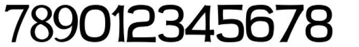Numbers3 Font LOWERCASE