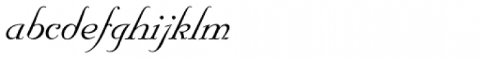 Nuptial Font LOWERCASE