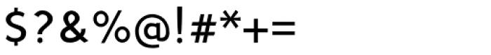 Nusaibah Regular Font OTHER CHARS
